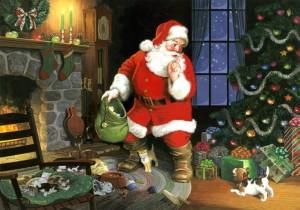 Секреты Деда Мороза