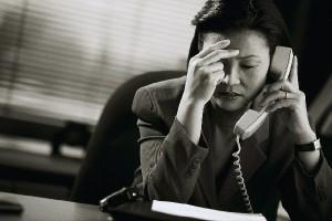 Стресс и трудоголики