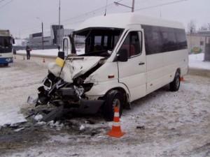 ДТП в Харькове: пострадало 19 человек