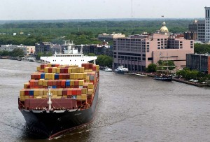 Безопасность портов в США с новейшими технологиями