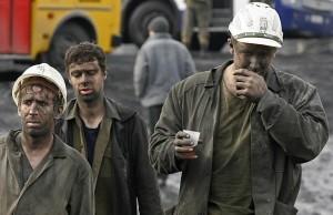 В Донецкой области продолжается поиск горняков, которые попали под завал