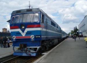 Укрзалізниця собирается устанавливать на свои поезда GPS-навигаторы
