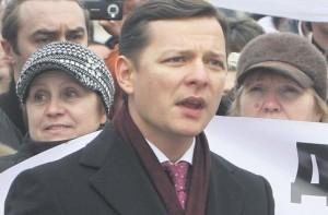 В Черниговской области появилась улица Олега Ляшко