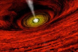 Ученые: Результатом столкновения Земли с черной дырой будет сейсмическая волна