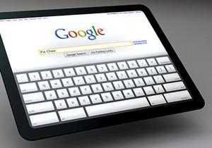 Планшет Google будет продаваться в специальных онлайн-магазинах