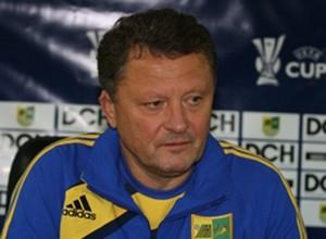 Маркевич взял вину за поражение от Арсенала на себя