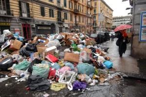 киевляне принесут строительный мусор под офис компании Ахметова