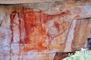 Археологи обнаружили самые древние в Европе наскальные рисунки