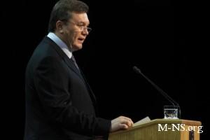 Янукович: Украина готова ответить на обвинения Европы