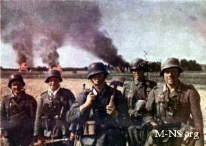 Кто они, немецкие ветераны?