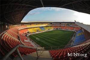 Матч за Суперкубок Украины пройдет в Луганске