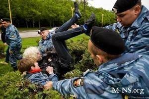 Милицию обвинили в нежелании охранять участников гей-парада в Киеве