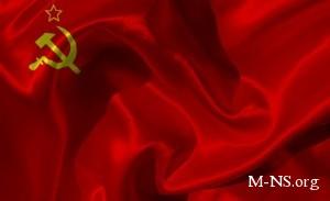 На Говерле сожгли флаги СССР и Партии регионов