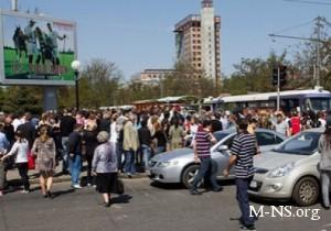 Организаторы взрывов в Днепропетровске требовали 4,5 млн долларов
