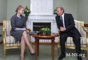 После газовых контрактов 2009 года Путин просто обязан лечить Тимошенко