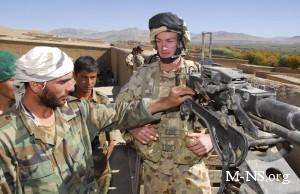 Украина надеется принять участие в мирных проектах в Афганистане
