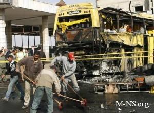 В Дамаске произошел крупный теракт
