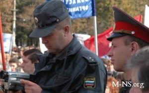 В Киеве первомайские мероприятия прошли без нарушений общественного порядка
