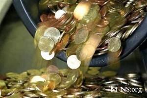 В Украине растет профицит бюджета