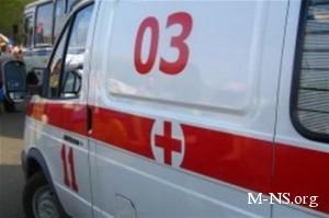 В Запорожье разбился автобус с сотрудниками налоговой службы