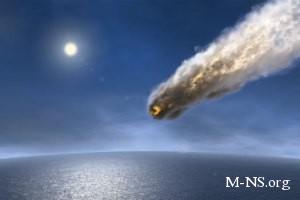 Астероид размером с автобус приблизился к земле