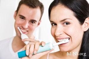 Ультразвуковая зубная щетка и ее принцип работы