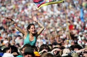 вход в фан-зону Евро-2012 будет свободным