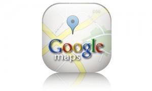 Apple откажется от использования карт Google Maps
