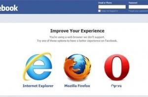 Facebook объявил бойкот браузеру Chrome