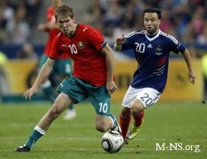 Французам пророчат победу в стартовом поединке на Евро-2012