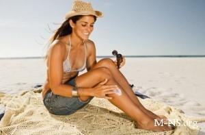 Какие ингредиенты солнцезащитного крема могут навредить здоровью