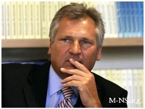 Квасневський: власть не наладила нормального диалога с оппозицией