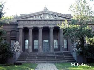 Национальный художественный музей находится на грани разрушения