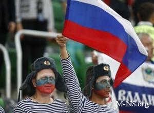 После Евро-2012 российские болельщики меняют чипсы на семечки