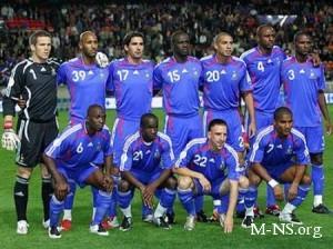 Сборную Франции хотят оставить без премиальных за Евро-2012
