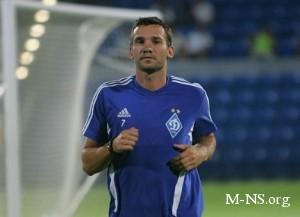 Шевченко уходит из Динамо