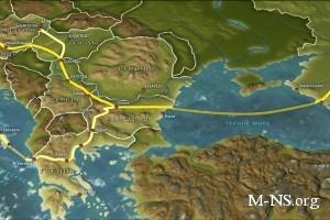 Строительство Южного потока стартует в конце текущего года