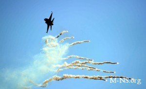 Турция обещает ответить на сбитый Сирией истребитель