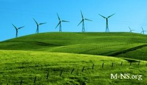 Украина в 2012 году удвоит мощности ветроэнергетики