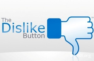 В Facebook вновь появилась вирусная кнопка Мне не нравится