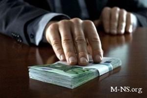 В Киевской области налоговик попался на взятке в размере 15 тысяч гривен