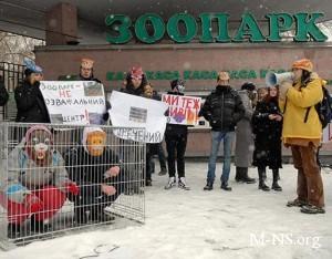 В Киевском зоопарке за прошлый год выявлены махинации на пять миллионов гривен