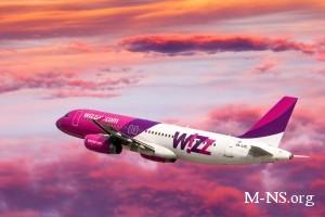 Wizz Air запускает рейс Киев - Кутаиси