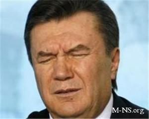 Журналисты испортили праздник Януковичу