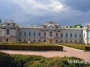 Мариинский дворец будут реставрировать 3,5 года за 170 миллионов
