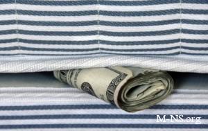 НБУ начал печать валютных облигаций для населения