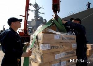 Наши асы доставляют гуманитарную помощь по всему миру и спасают людей