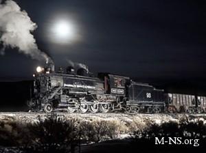 По железных дорогах Украины блуждает поезд-призрак