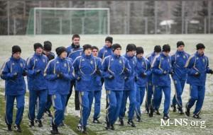 Президент ФФУ: В молодежной сборной собраны самые перспективные игроки