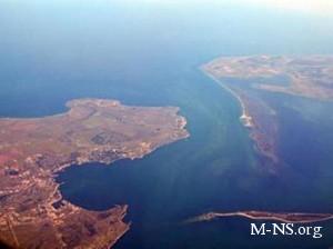 Россия решила сместить в сторону Украины границу в Азовском море